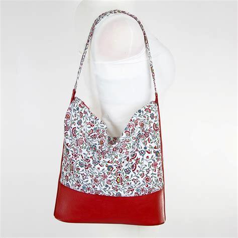 sewing pattern hobo bag hobo bag sewing pattern shoulder bag tutorial diy purse