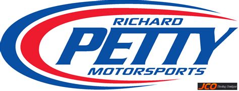 richard petty motor sports jcoracing designs r logos