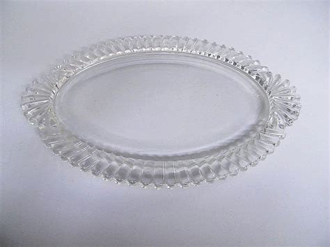 thick glass vanity tray 15 quot x 9 5 quot from