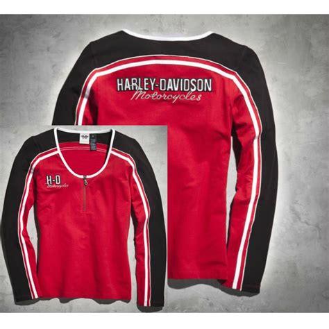 Harley Davidson Tshirt 16 genuine harley davidson sleeve colourblocked t shirt