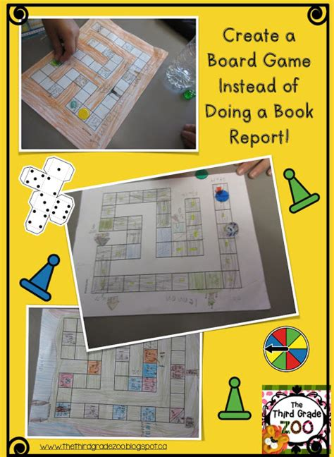 Board Game Book Report