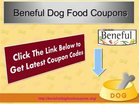 beneful food coupon beneful food coupons