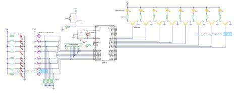 Glow Circuit Diagram