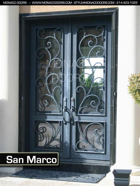 Wrought Iron Doors by Custom Iron Doors Iron Gates Monaco Doors