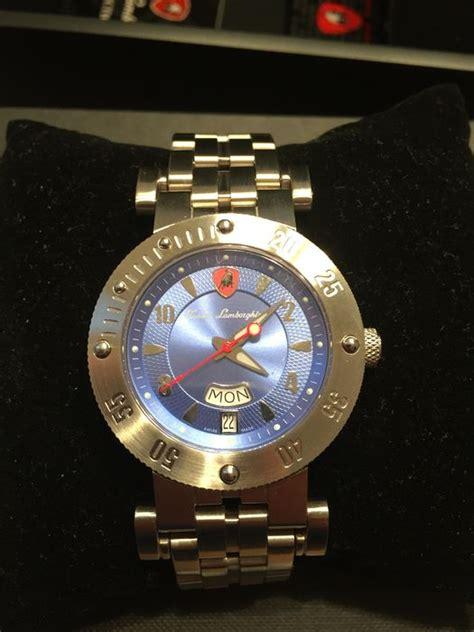 Lamborghini Watches Limited Edition Tonino Lamborghini Limited Edition S Wristwatch