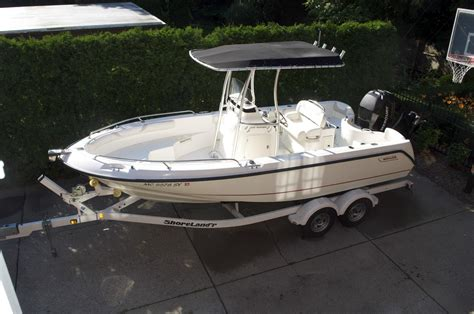 boston whaler outrage used boat sale boston whaler 210 outrage boat for sale from usa