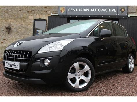 2010 peugeot for sale used peugeot 3008 2010 diesel 1 6 hdi sport 5dr estate