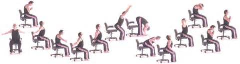 Office Chair Exercises For Back At Office Hindu Database