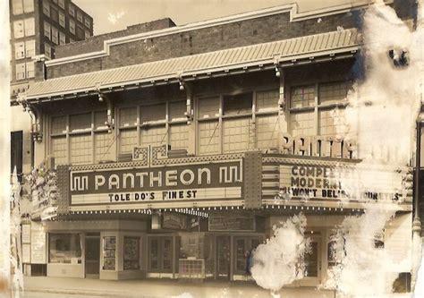 theatre toledo oh pantheon theatre in toledo oh cinema treasures