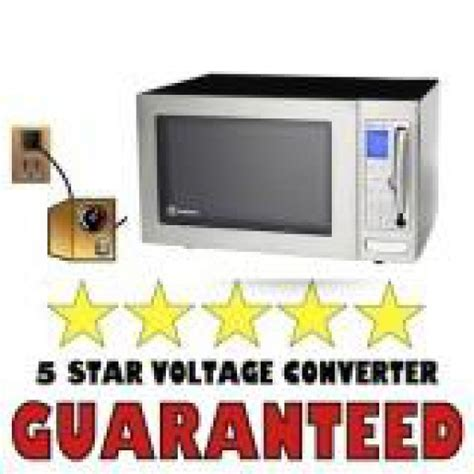 Microwave Low Voltage microwave voltage bestmicrowave
