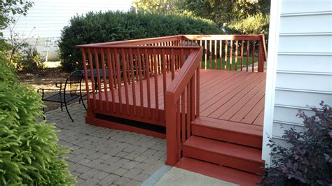 deck restoration pine state power washing