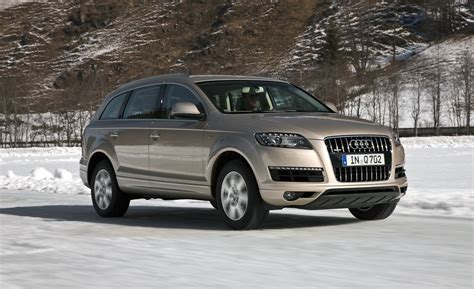 Auto Audi Q7 by The Best Car Wallpaper 2011 Audi Q7 Car Gallery