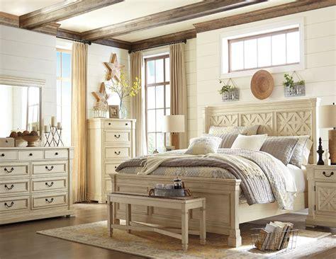 bolanburg white panel bedroom set  ashley coleman furniture