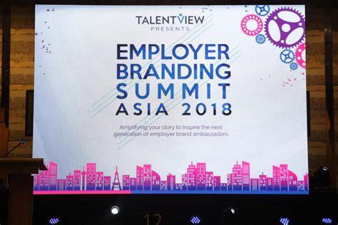 employer branding summit asia  hr leaders execs