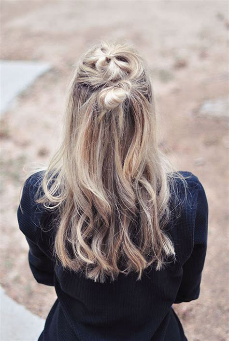 love knots hairstyle 12 perfect fall hairstyles to add to your repertoire now