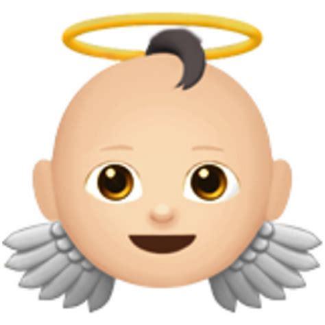 baby shark emoji baby angel cartoon png www pixshark com images