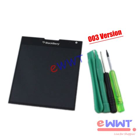 Baterai Original 100 Bb Q30 Bb Passportbatrebatraibattery black lcd display touch screen for blackberry passport q30 003 ver 4g zvls418 ebay