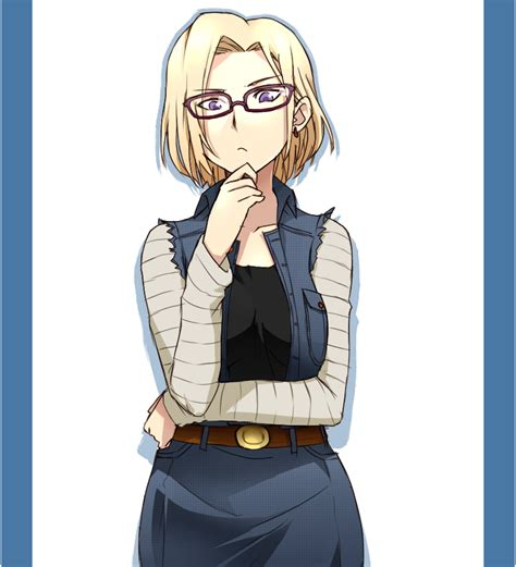 Will Android 17 Come Back by Android 18 X Ai Megane No 17 By Kagekara Soul On