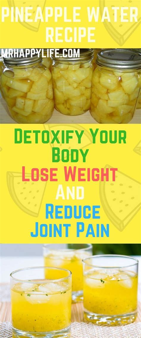 Pineapple Detox Water For Weight Loss by 19 Best Juicing Diet Plans And Recipes Images On