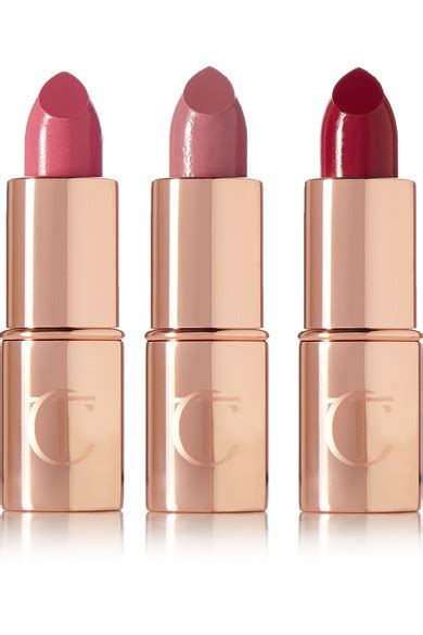 Charm Box Lipstick Matte Charm Lipstick tilbury matte revolution mini lipstick charms 3 x 1g net a porter