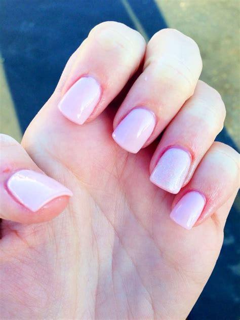 light pink gel light pink gel w a glittery ring finger yelp