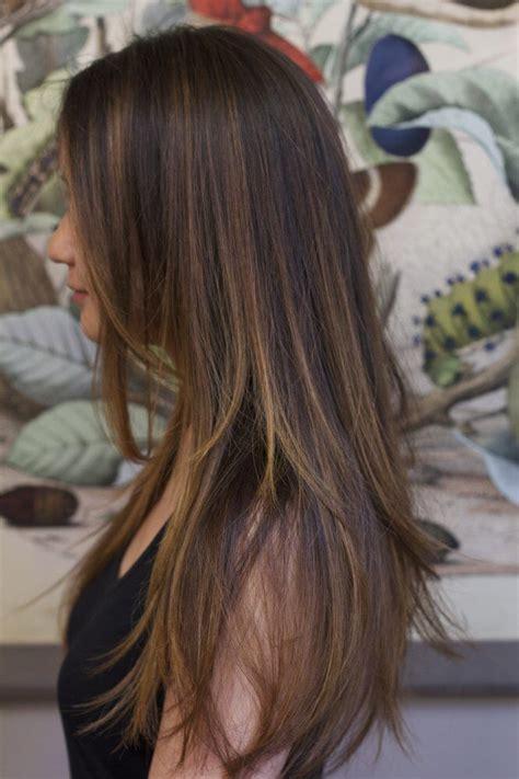 rayitos de luna o mechas oscuras para cabello fotos de los peinados las 25 mejores ideas sobre mechas de color caramelo en