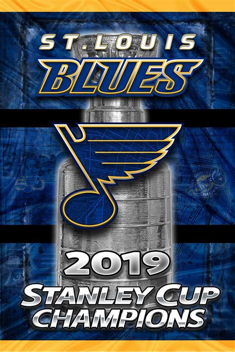 st louis blues  stanley cup championship nhl hockey