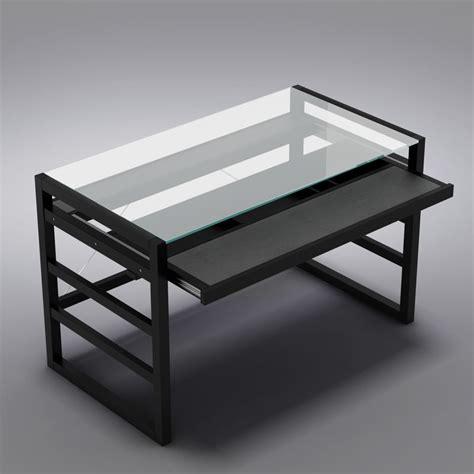 spotlight ebony 58 desk crate and barrell desk hostgarcia