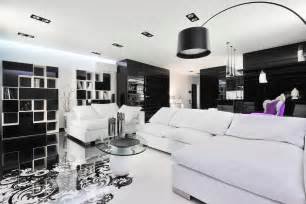 Black And White Home Decor by Black And White Graphic Decor