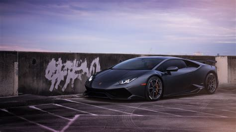 lamborghini huracan wallpaper lamborghini huracan on adv1 wheels 2 wallpaper hd car