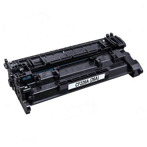 Toner Hp 26a replacement hewlett packard hp cf226a hp 26a black laser