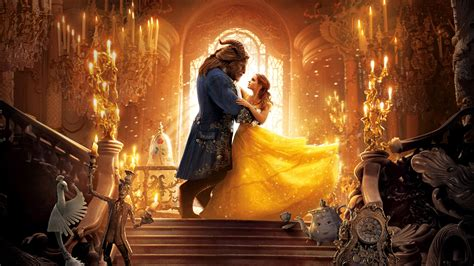 beauty and the beast beauty and the beast full hd wallpaper and background