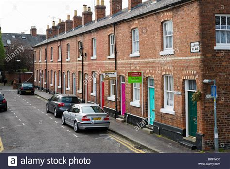 houses to buy in england terraced houses chester cheshire england uk stock photo royalty free image