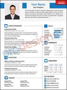 professional cv cv0307 prodesigncv