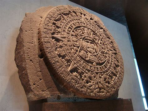 Donde Esta El Calendario Original Calendario Azteca Celebra 219 A 241 Os Pluma De Quetzal