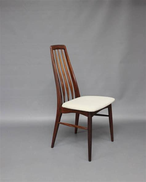 1960 Dining Room Furniture by Set Of Six Quot Quot Dining Room Chairs By Niels Koefoed