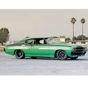 Lime Green 1970 Chevy Chevelle  Super Magazine