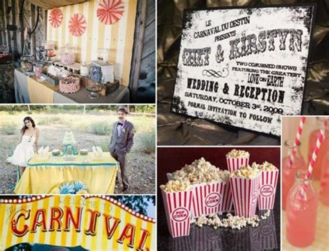 carnival themed wedding etsy wedding decor circus themed wedding decor shefinds