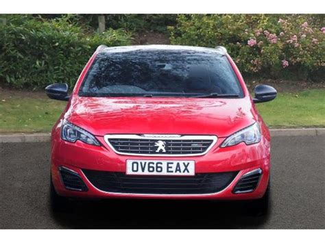 peugeot 107 estate used peugeot 308 2 0 bluehdi 180 gt 5dr eat6 diesel