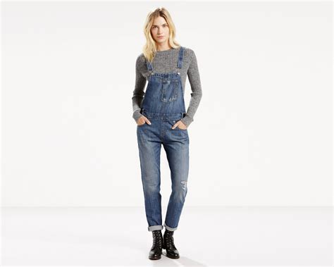 Overall Jean womens denim overall ye jean