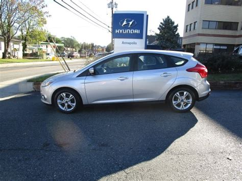2014 Ford Focus Flex Fuel by 2014 Flex Fuel Ford Focus Hatchback For Sale Used Cars On