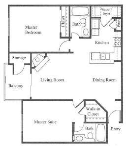 2 bedroom apartment square footage exle of square footage 2 bedroom apartment