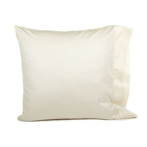 ralph lauren bed pillows ralph lauren home langdon solid cream pillowcases set