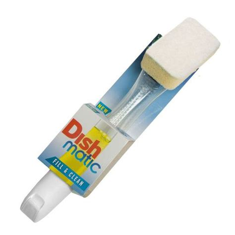 Clean Matic Heavy Duty Brush Hijau dishmatic washing up brush with non scratch sponge 3278 ebay