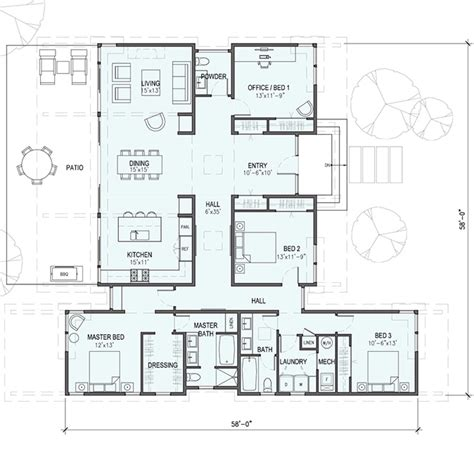 detailed floor plan floorplan sd142 detailed stillwater dwellings