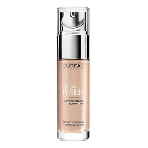 Harga L Oreal True Match Foundation Indonesia loreal true match liquid foundation vanilla ivory