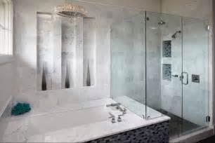 bathroom tiles ceramic tile: wainscoting bathroom subway tile framing a bathroom mirror with glass