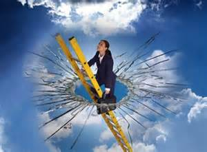 Breaking Glass Ceilings by Breaking The Glass Ceiling Beware Of Falling Objects