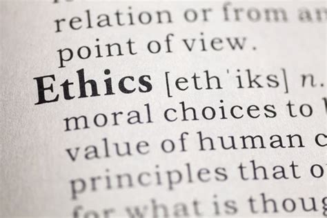 Social Work Business what is the social work code of ethics
