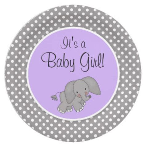 Baby Shower Purple by Purple And Gray Baby Shower Gifts On Zazzle
